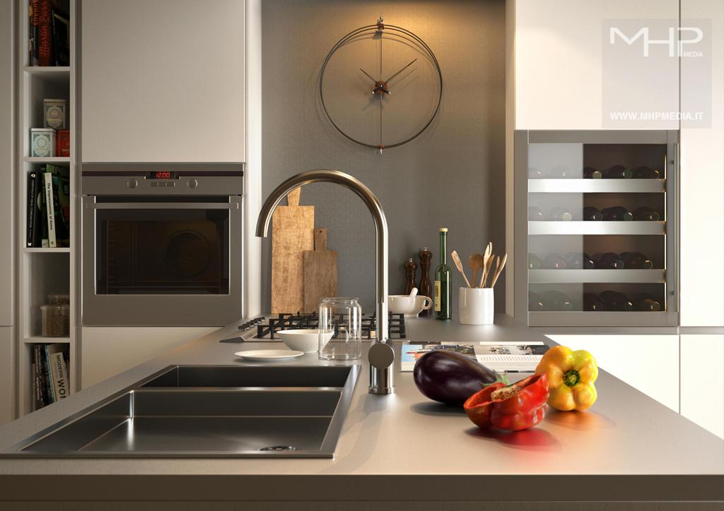 Progetta Cucina 3d. Excellent Progettare Cucina D Lusso Best ...